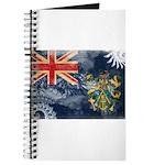 Pitcairn Islands Flag Journal