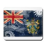 Pitcairn Islands Flag Mousepad