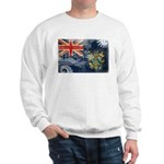 Pitcairn Islands Flag Sweatshirt