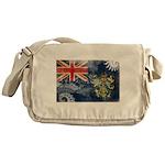 Pitcairn Islands Flag Messenger Bag