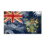 Pitcairn Islands Flag 22x14 Wall Peel