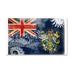 Pitcairn Islands Flag Car Magnet 20 x 12