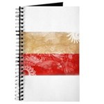 Poland Flag Journal