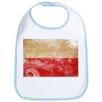 Poland Flag Bib