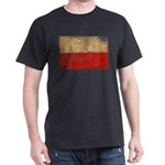 Poland Flag Dark T-Shirt