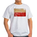 Poland Flag Light T-Shirt