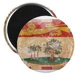 Prince Edward Islands Flag Magnet