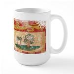 Prince Edward Islands Flag Large Mug