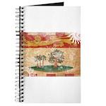 Prince Edward Islands Flag Journal
