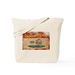 Prince Edward Islands Flag Tote Bag