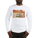 Prince Edward Islands Flag Long Sleeve T-Shirt