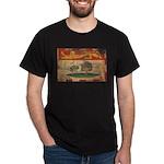 Prince Edward Islands Flag Dark T-Shirt