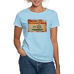 Prince Edward Islands Flag Women's Light T-Shirt