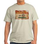 Prince Edward Islands Flag Light T-Shirt