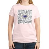 1863 Civil War Battles / Name T-Shirt