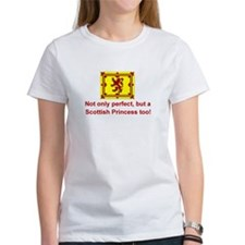 Perfect Scottish Princess Tee