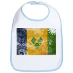 Saint Vincent Flag Bib