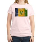 Saint Vincent Flag Women's Light T-Shirt