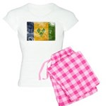 Saint Vincent Flag Women's Light Pajamas