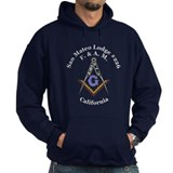 San Mateo Lodge #226 Hoody