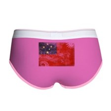 Samoa Flag Women's Boy Brief