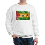 Sao Tome and Principe Flag Sweatshirt