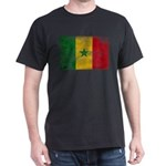 Senegal Flag Dark T-Shirt