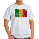Senegal Flag Light T-Shirt