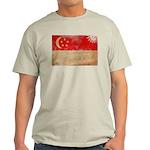 Singapore Flag Light T-Shirt