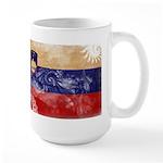 Slovenia Flag Large Mug