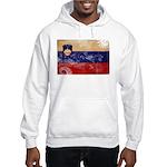 Slovenia Flag Hooded Sweatshirt