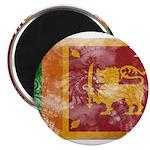 Sri Lanka Flag Magnet