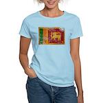 Sri Lanka Flag Women's Light T-Shirt