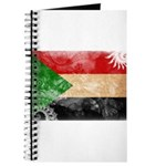 Sudan Flag Journal