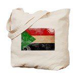 Sudan Flag Tote Bag