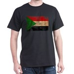 Sudan Flag Dark T-Shirt