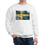 Sweden Flag Sweatshirt