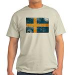 Sweden Flag Light T-Shirt