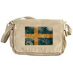 Sweden Flag Messenger Bag