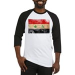 Syria Flag Baseball Jersey