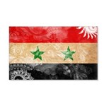 Syria Flag 22x14 Wall Peel