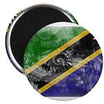 Tanzania Flag Magnet