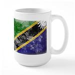 Tanzania Flag Large Mug