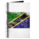 Tanzania Flag Journal
