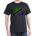 Tanzania Flag Dark T-Shirt