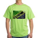 Tanzania Flag Green T-Shirt