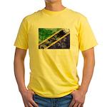 Tanzania Flag Yellow T-Shirt
