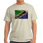 Tanzania Flag Light T-Shirt