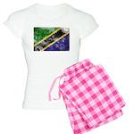 Tanzania Flag Women's Light Pajamas