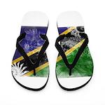Tanzania Flag Flip Flops